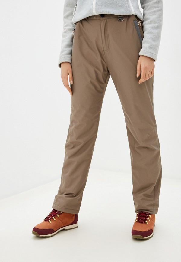 женские брюки torstai, серые