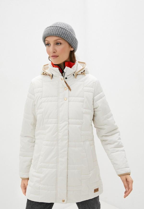 женская куртка torstai, белая
