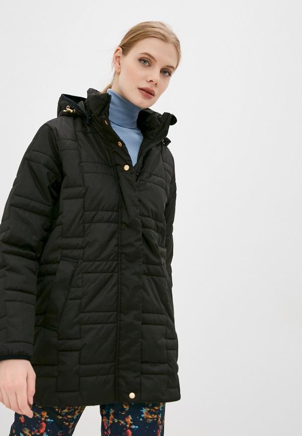 женская куртка torstai, черная