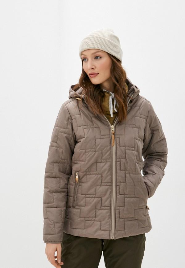 женская куртка torstai, бежевая