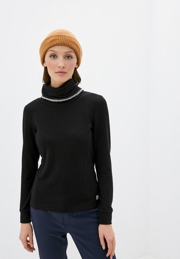 женский свитер torstai, черный