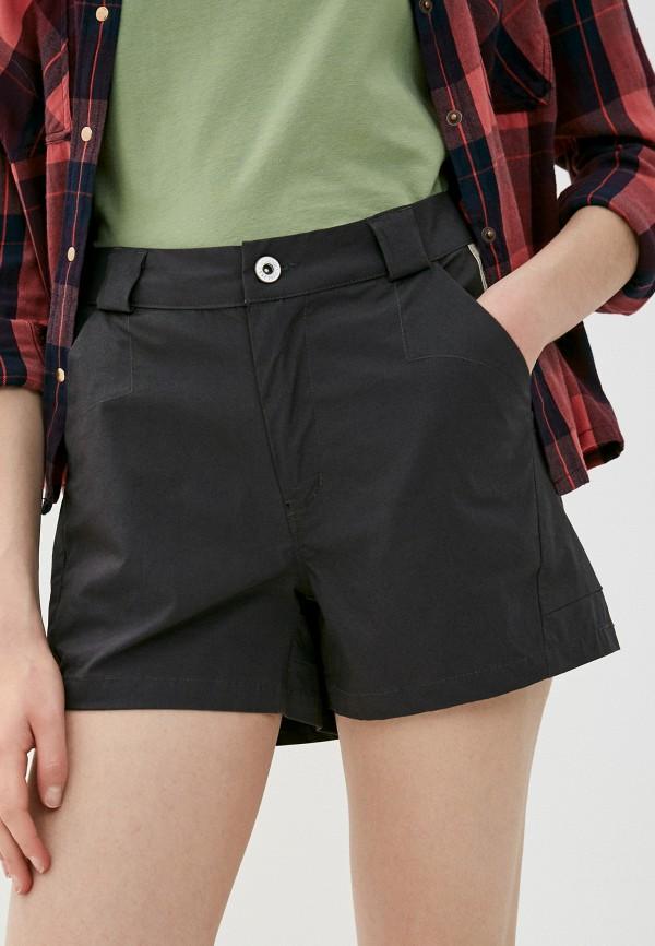 женские повседневные шорты torstai, черные