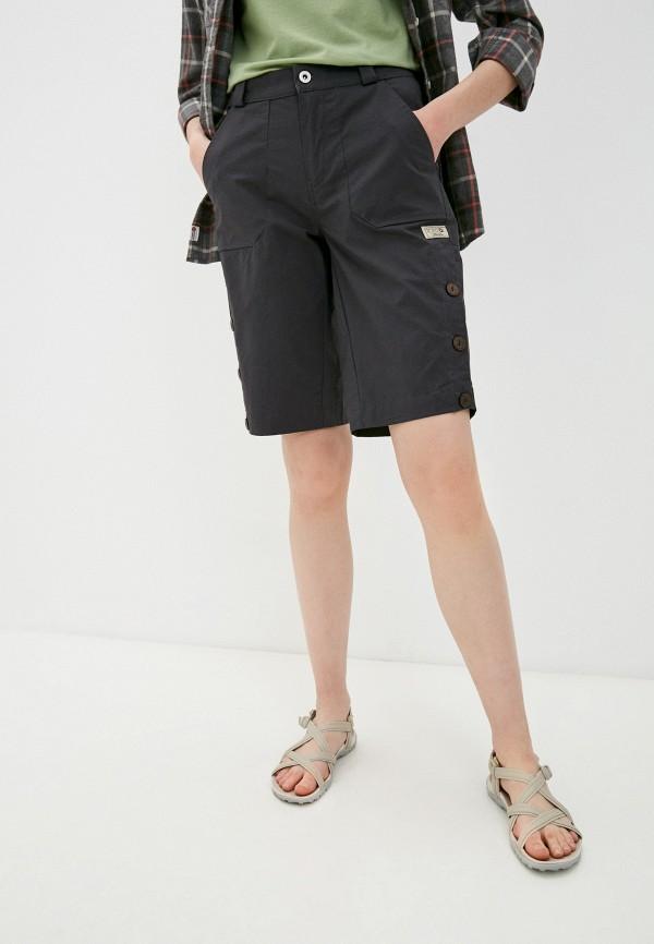 женские повседневные шорты torstai, серые