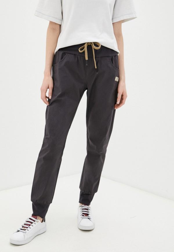женские брюки джоггеры torstai, черные