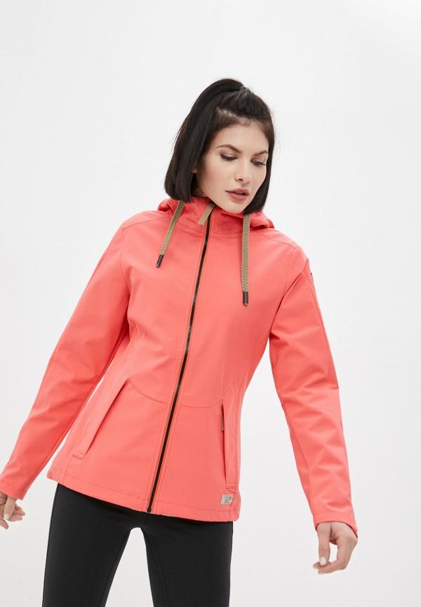 женская куртка torstai, розовая