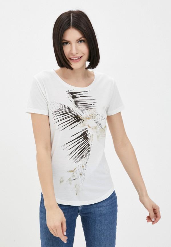 женская спортивные футболка torstai, желтая