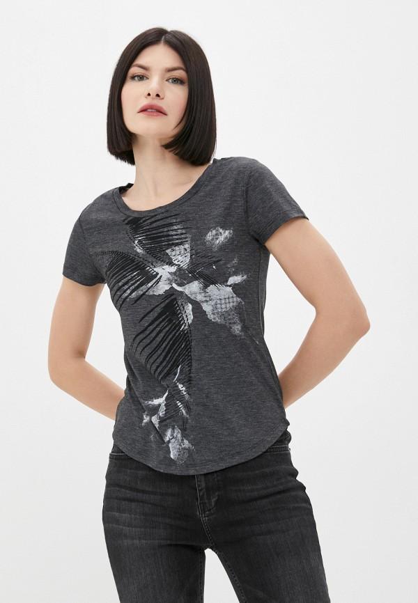 женская спортивные футболка torstai, серая