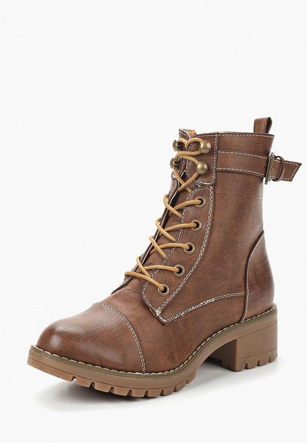 Купить Ботинки Topway, TO038AWCWYF1, коричневый, Осень-зима 2018/2019