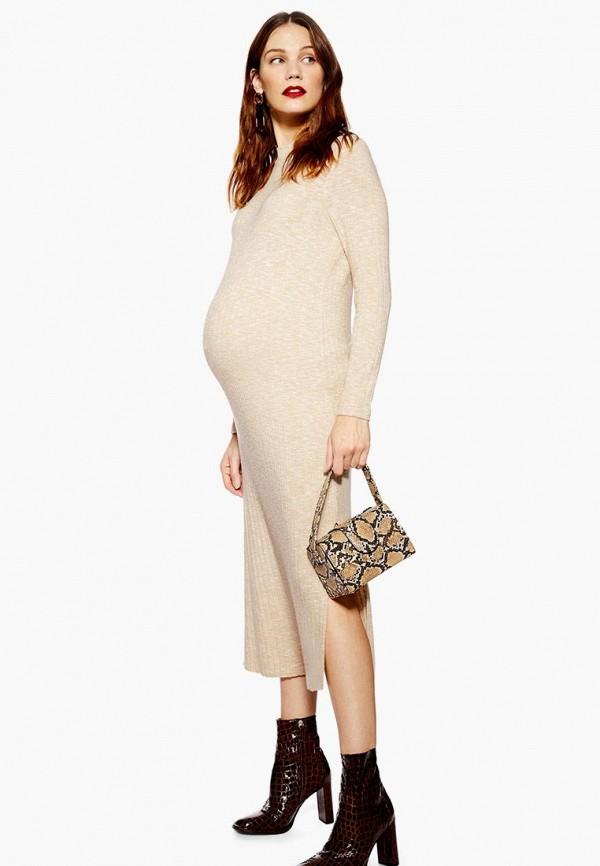 Платье Topshop Maternity Topshop Maternity TO039EWECHE2 платье topshop maternity topshop maternity to039ewefqu6