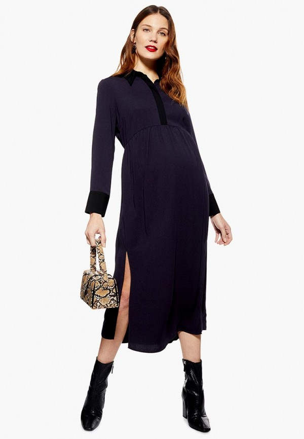 Платье Topshop Maternity Topshop Maternity TO039EWEIVW3 платье topshop maternity topshop maternity to039ewefqu6