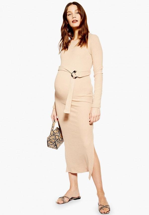 Платье Topshop Maternity Topshop Maternity TO039EWESOF3 джемпер topshop maternity topshop maternity to039ewayvz8