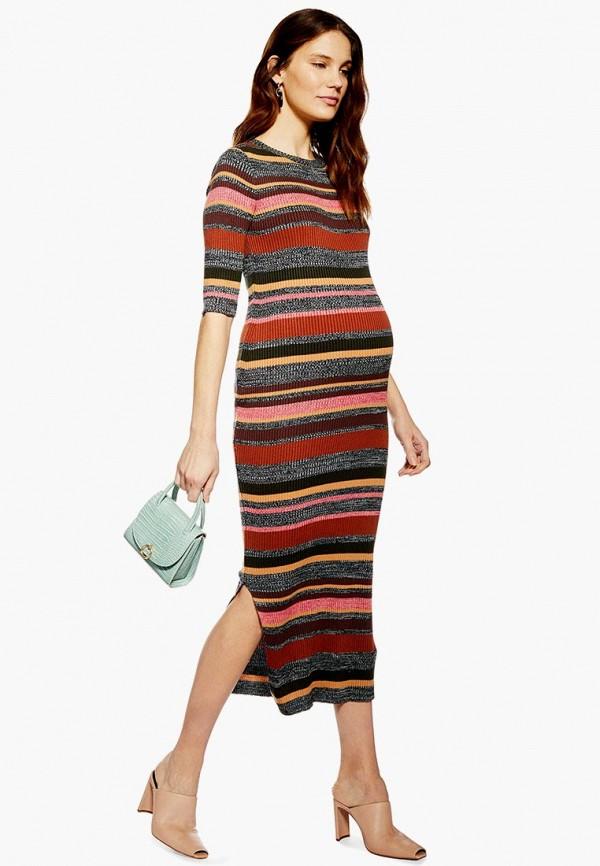 Платье Topshop Maternity Topshop Maternity TO039EWFHLN3 цена и фото