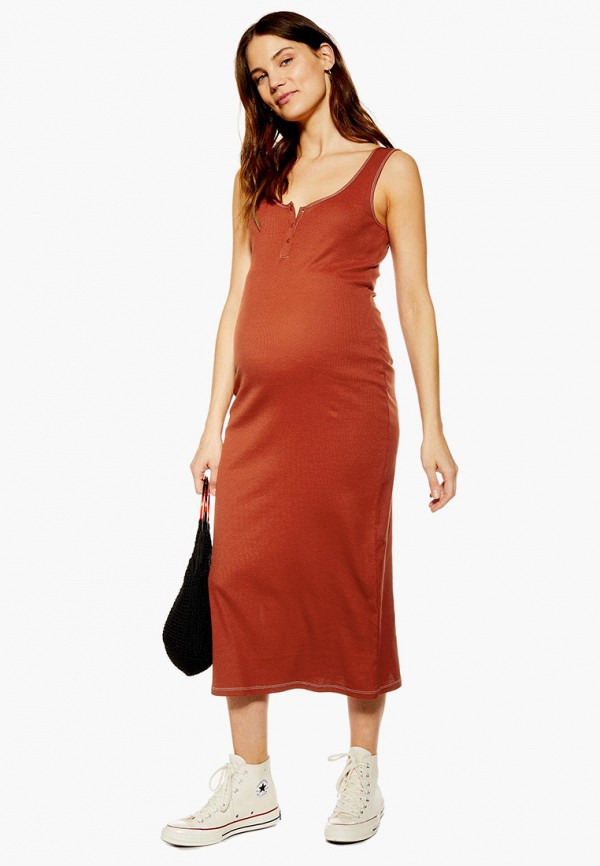 Платье Topshop Maternity Topshop Maternity TO039EWFSTS3 джемпер topshop maternity topshop maternity to039ewayvz8