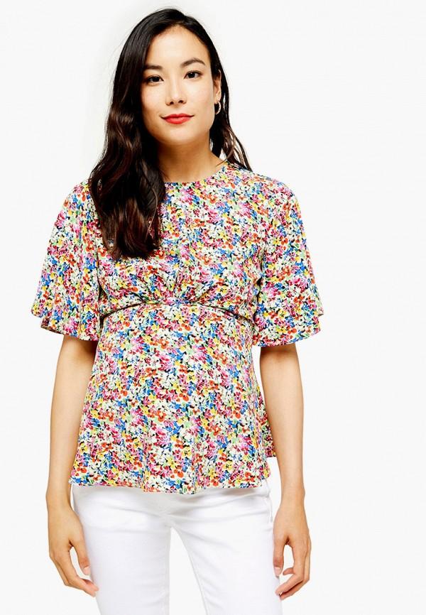 Блуза Topshop Maternity Topshop Maternity TO039EWFYSH9 блуза topshop topshop to029ewwyj93