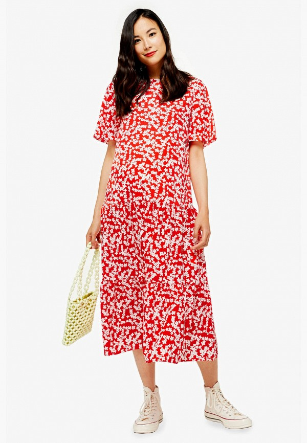 все цены на Платье Topshop Maternity Topshop Maternity TO039EWGAFG8 онлайн