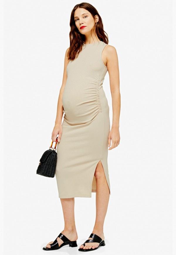 все цены на Платье Topshop Maternity Topshop Maternity TO039EWGAFH0 онлайн