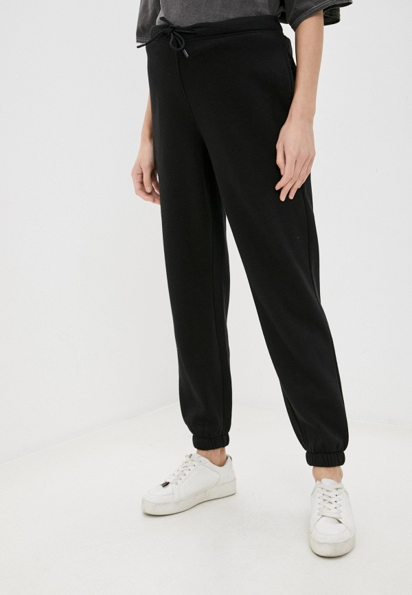женские спортивные брюки topshop maternity, черные