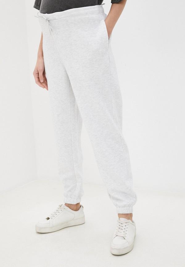 женские спортивные брюки topshop maternity, серые