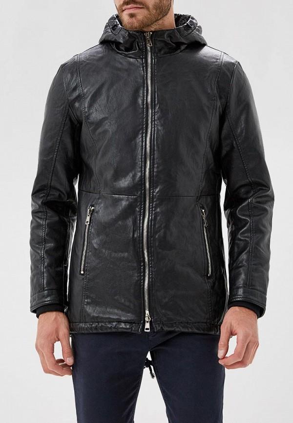Куртка кожаная Tony Backer Tony Backer TO043EMCMZL2