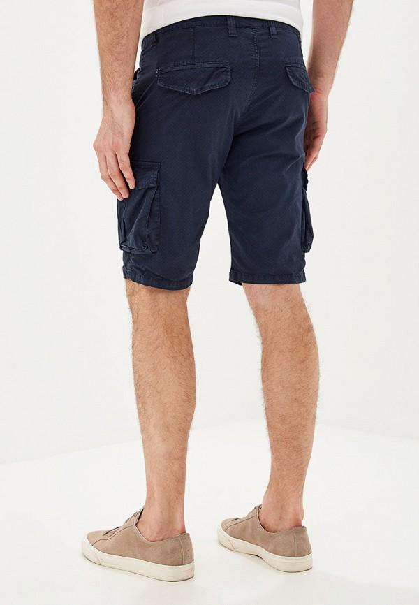 Фото 3 - мужские шорты Tony Backer синего цвета