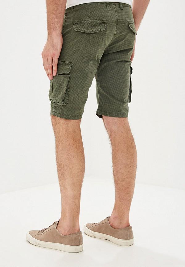 Фото 3 - мужские шорты Tony Backer цвета хаки