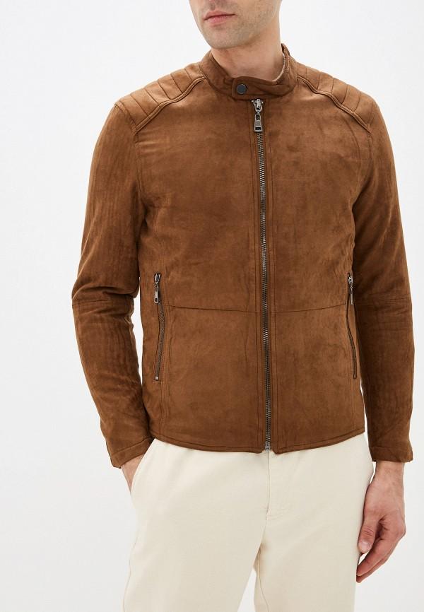 Куртка кожаная Tony Backer Tony Backer TO043EMHDSC6 куртка кожаная tony backer tony backer to043emhdsc6