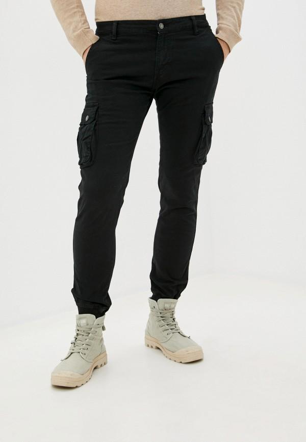 мужские брюки tony backer, черные