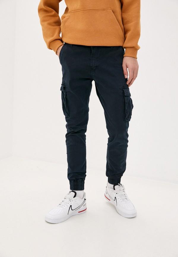 мужские брюки tony backer, синие