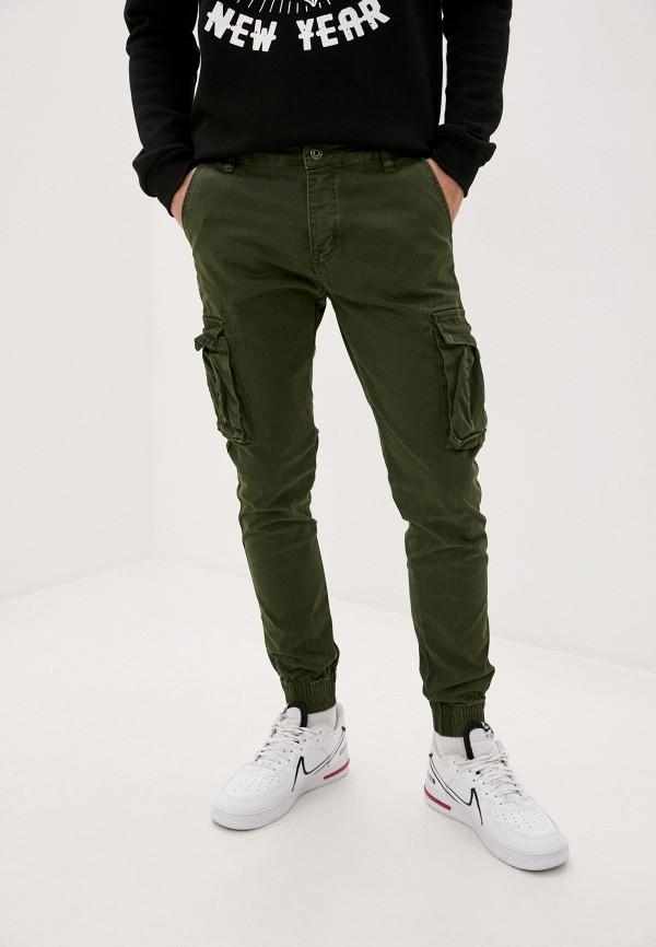 мужские брюки tony backer, хаки