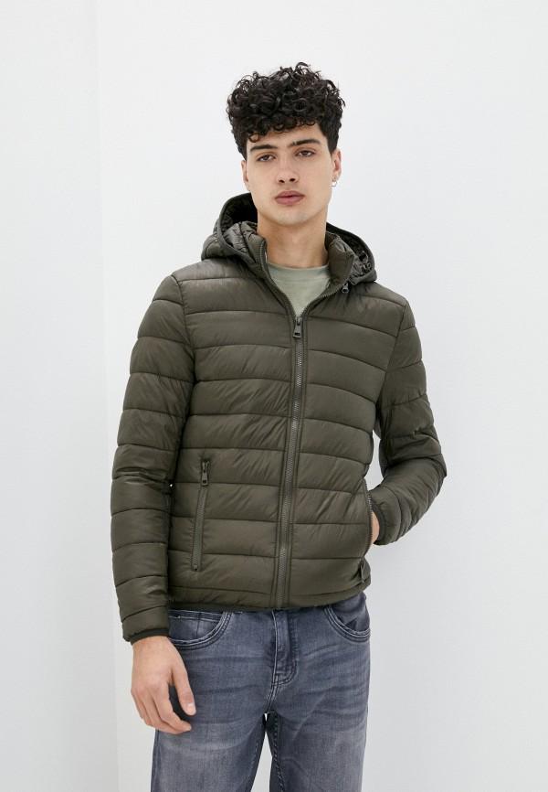 мужская куртка tony backer, хаки