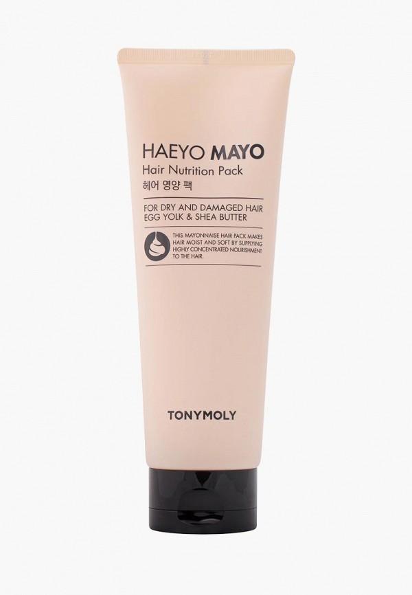 Купить Маска для волос Tony Moly, 250 мл, TO047LWQTP83, бежевый, Весна-лето 2018