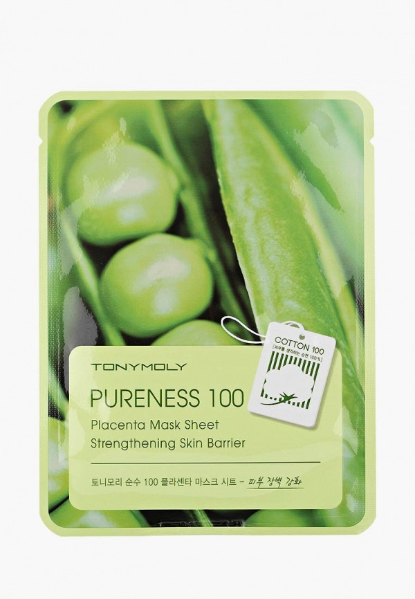 Маска для лица Tony Moly Tony Moly TO047LWQTP93 tony moly тканевые маски