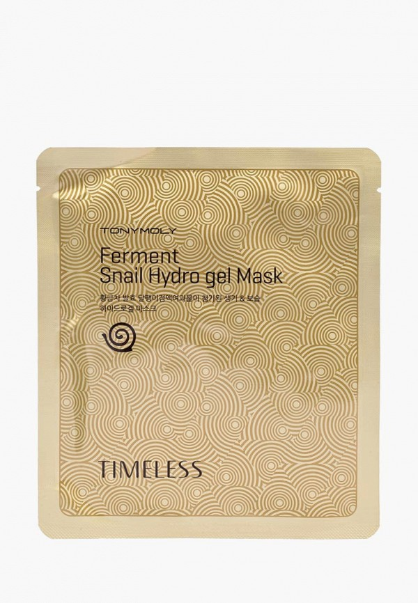 гидрогелевая маска tony moly