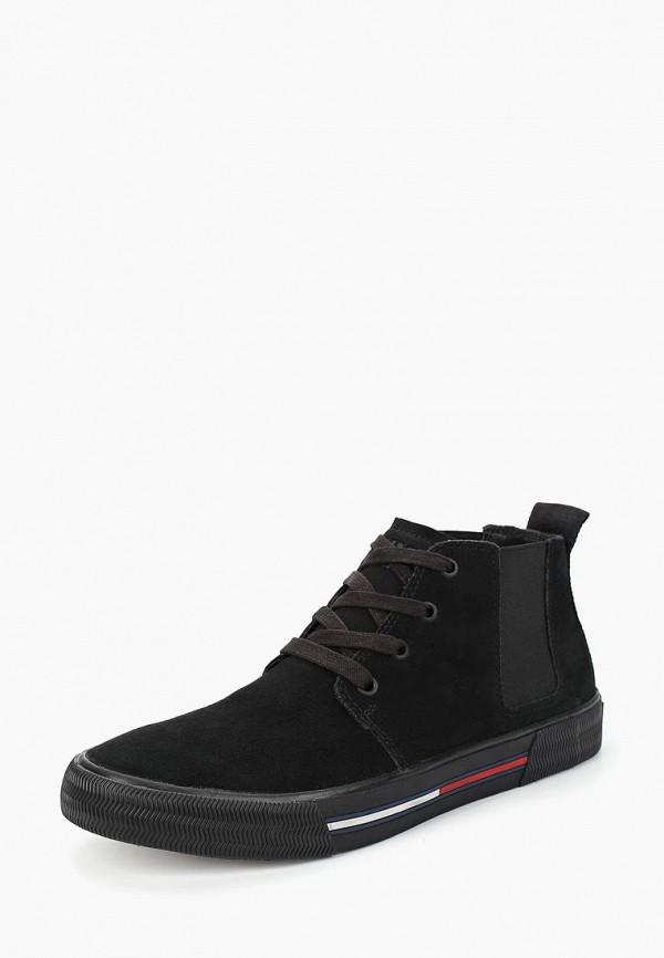 Кеды Tommy Jeans Tommy Jeans TO052AMBHPV1 кеды tommy jeans em0em00059 990 black