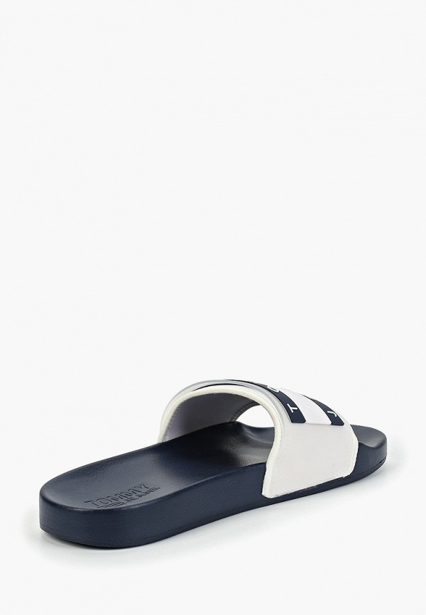 Фото 8 - мужские сандали Tommy Jeans белого цвета