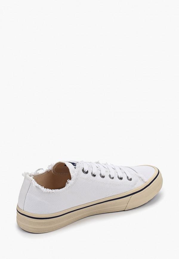 Фото 3 - мужские кеды Tommy Jeans белого цвета