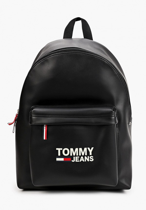 мужской рюкзак tommy jeans, черный