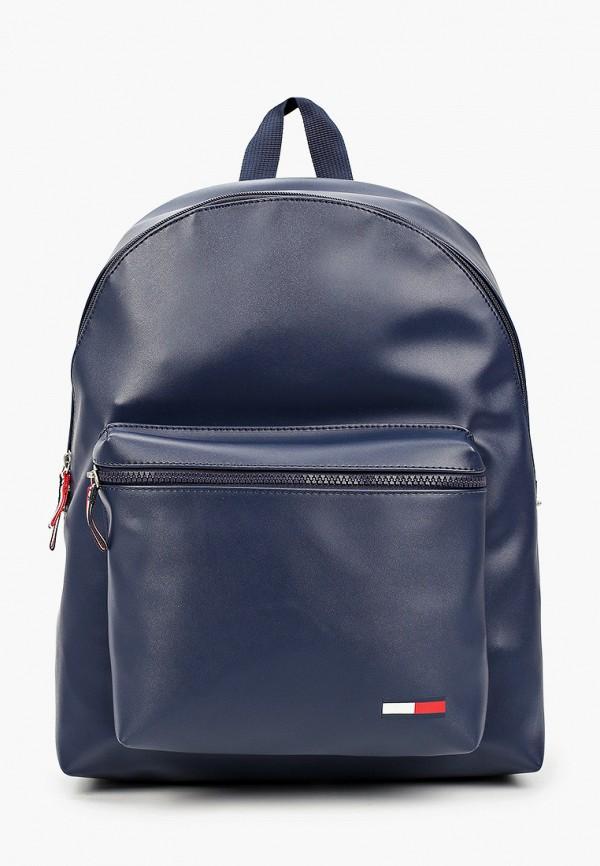 мужской рюкзак tommy jeans, синий