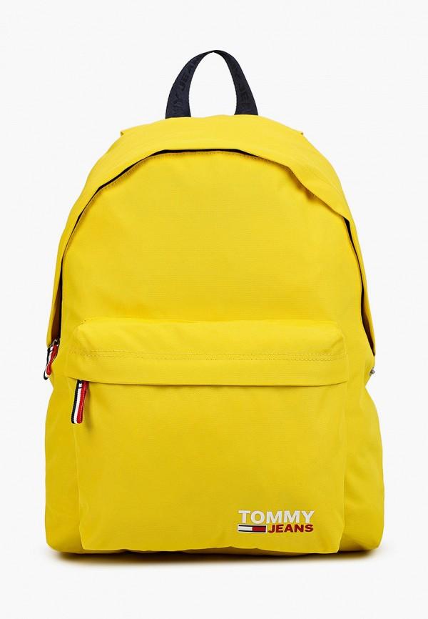 мужской рюкзак tommy jeans, желтый