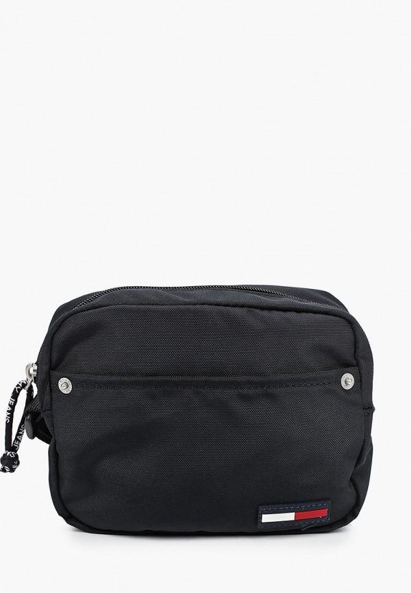женская сумка tommy jeans, черная