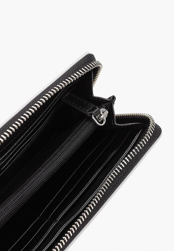 Фото 3 - женский кошелек или портмоне Tommy Jeans серебрянного цвета