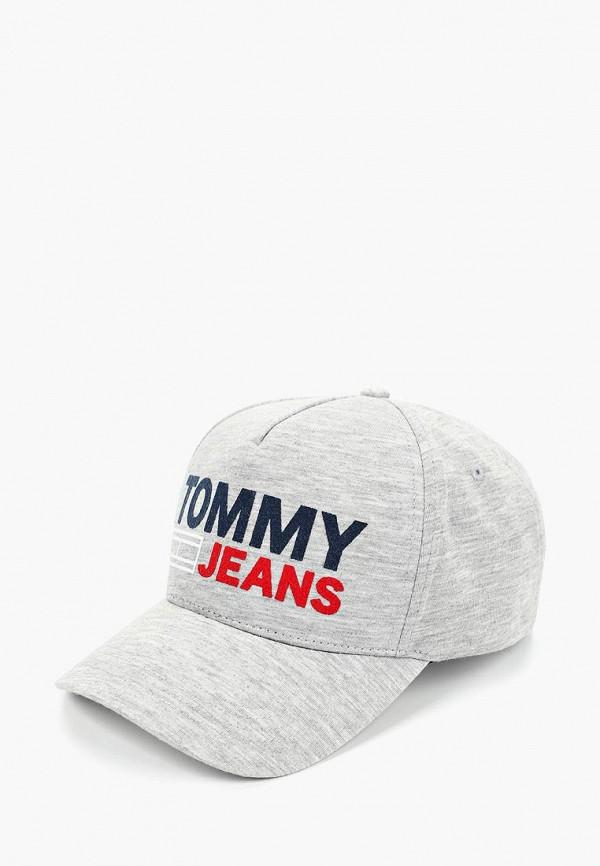 Бейсболка Tommy Jeans Tommy Jeans TO052CUDECR0 свитшот tommy jeans tommy jeans to052emyzw29