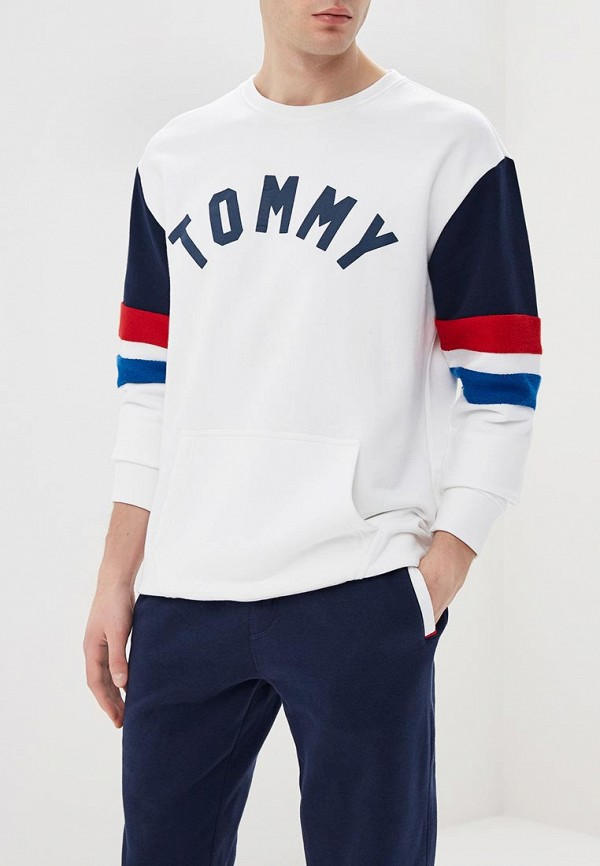 Свитшот Tommy Jeans Tommy Jeans TO052EMAIHL3 свитшот tommy jeans tommy jeans to013emyzs95