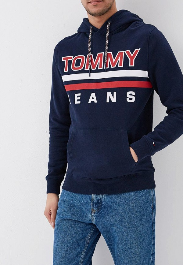 Худи Tommy Jeans Tommy Jeans TO052EMAIHM3 худи tommy jeans tommy jeans to052ewdeci2
