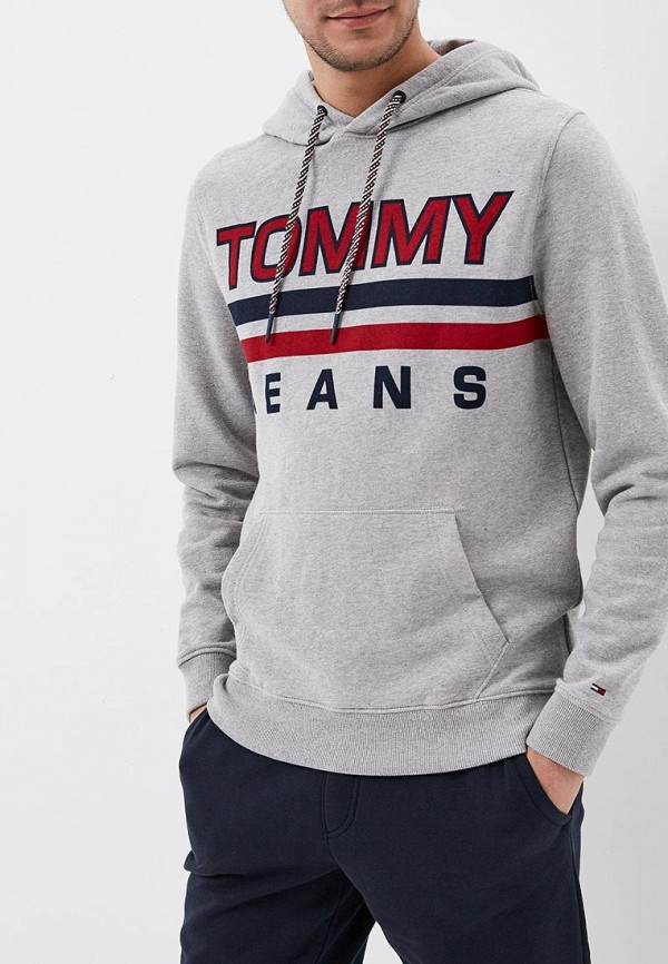 Худи Tommy Jeans Tommy Jeans TO052EMAIHM4 худи print bar skull