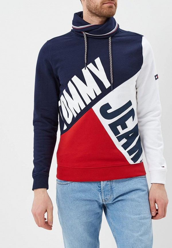 Худи Tommy Jeans Tommy Jeans TO052EMAIHM6 худи print bar skull