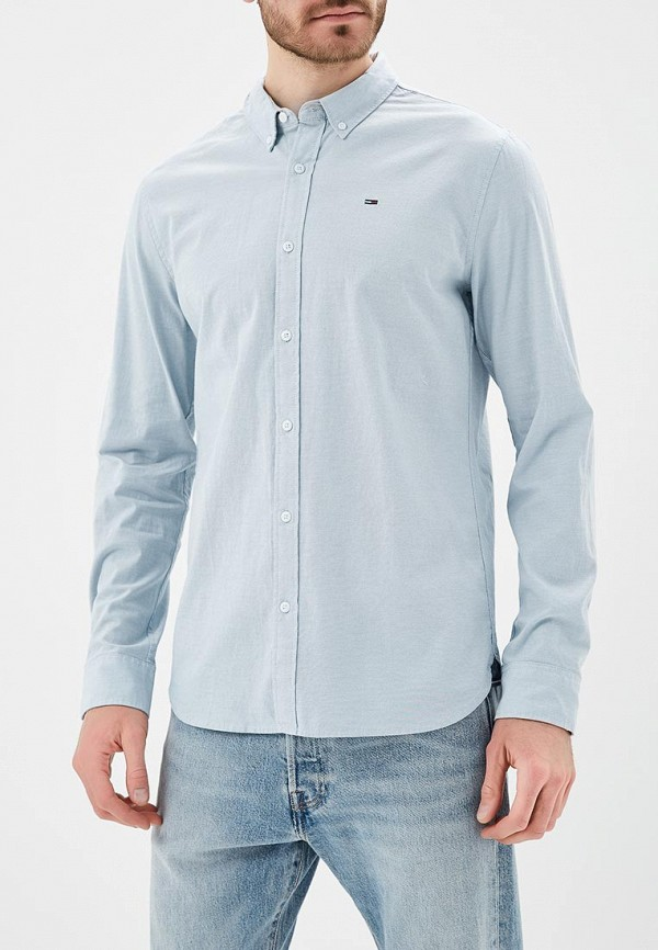 Рубашка Tommy Jeans Tommy Jeans TO052EMAIHR3 рубашка tommy jeans dw0dw03637 901 mid indigo