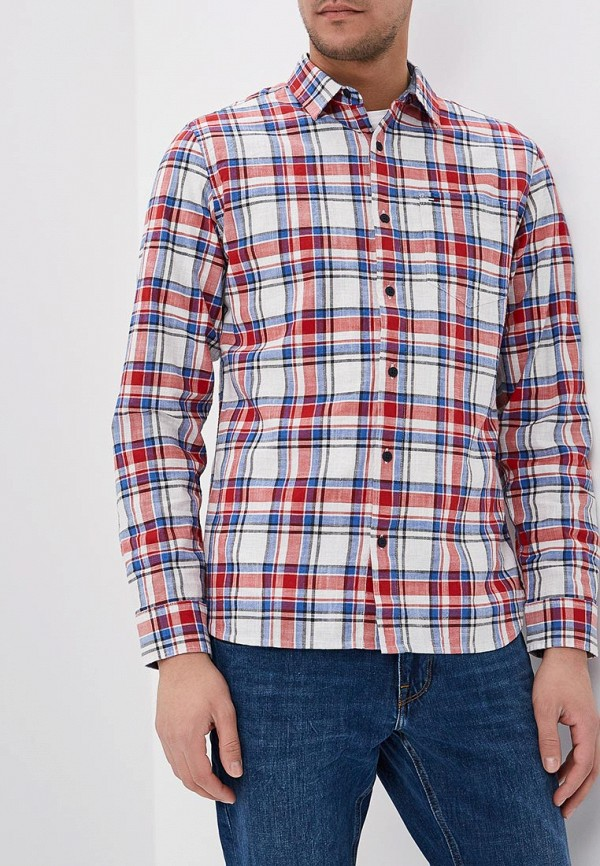 Рубашка Tommy Jeans Tommy Jeans TO052EMAIHS2 рубашка tommy jeans dw0dw03637 901 mid indigo
