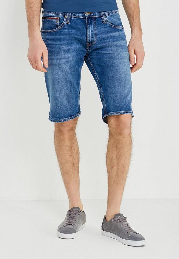 Шорты джинсовые Tommy Jeans Tommy Jeans TO052EMAIHS5 шорты для плавания tommy jeans tommy jeans to052emaiih6