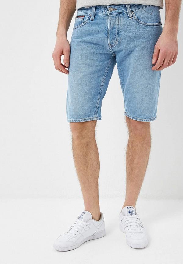 Шорты джинсовые Tommy Jeans Tommy Jeans TO052EMAIHT1 шорты для плавания tommy jeans tommy jeans to052emaiih6